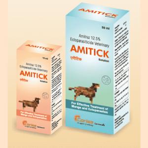 Amitick Amitraz Solution