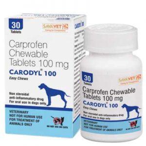 Carodyl 100, Carodyl 75, Carodyl 25