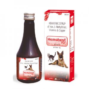 Hemobest Pet Syrup