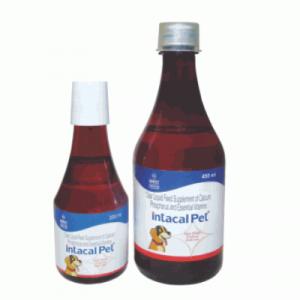 Intacal Pet Syrup