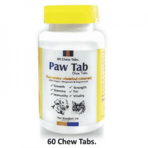 Paw Tab – Chew T