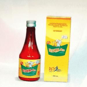 PETKAL-B12 Syrup