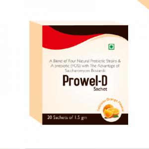 Prowel D Sachet