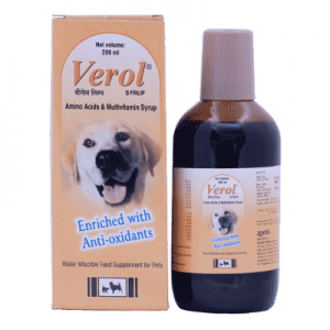 Verol Syrup &