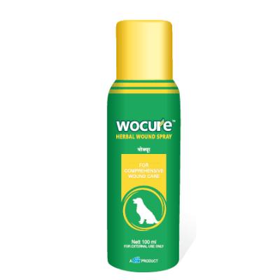 Wocure Herbal Wound Spray