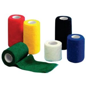 bandages adhesive cohesive sticky for dogs cats