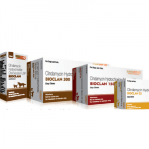 Bioclan 25, 150, 300 and Bioclan Syrup