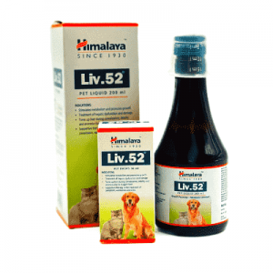 Liv 52 forte syrup drops for dogs cats
