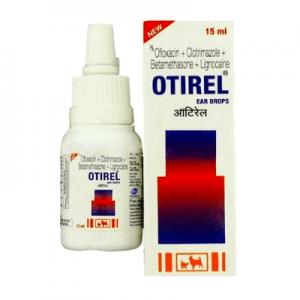 Otirel Ear Drops