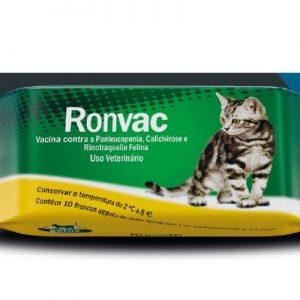 ronvac fvrcp feline distemper shots
