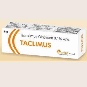 Taclimus Ointment