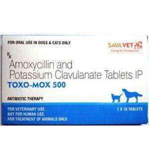 Toxo-Mox 250 mg 50